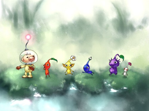 Pikmin 2 picture, actually.
